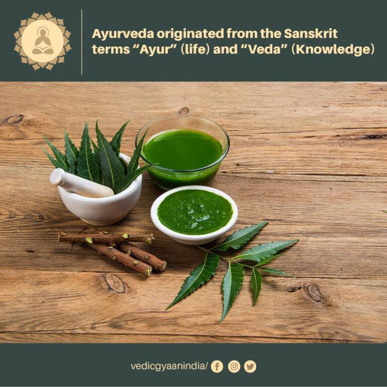 Amazing Benefits of Ayurveda Medicine (5000 years)