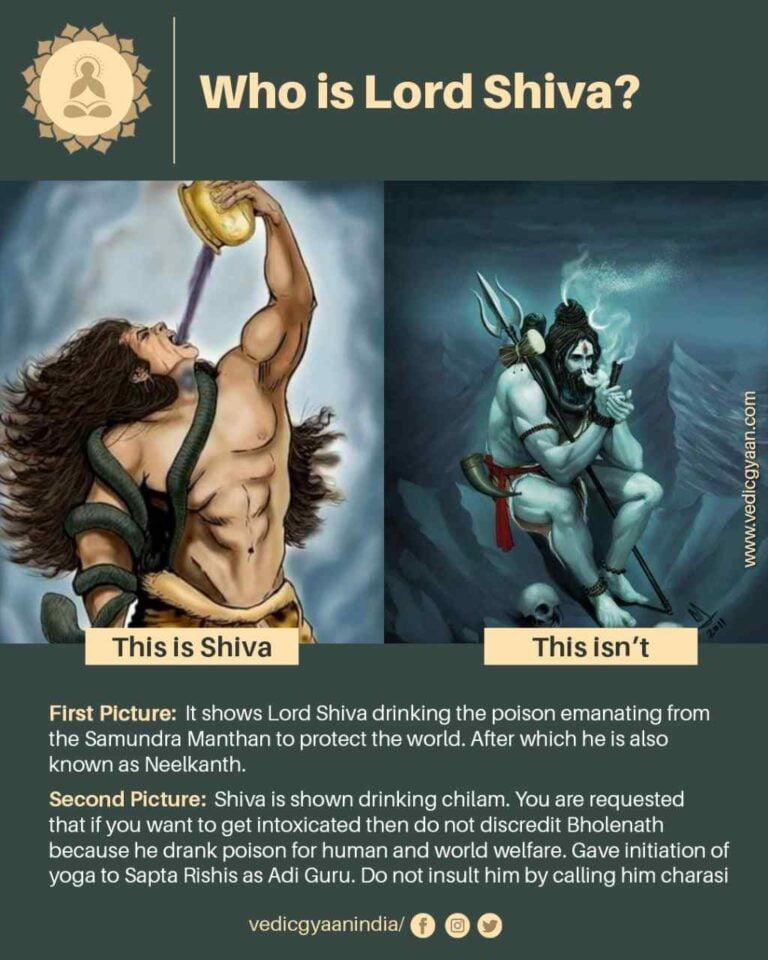 Lord Shiva Consuming Bhang: Myth Or Reality?