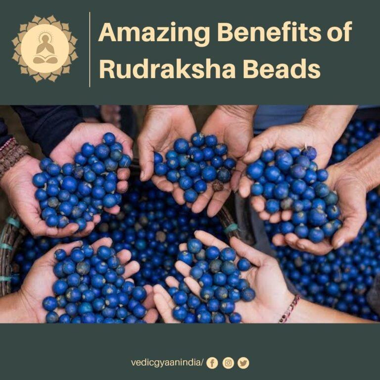 Amazing Benefits of Rudraksha Beads